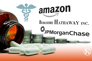 Amazon, Berkshire, Chase partner for health care