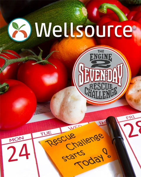 Engine 2 Launches 7-Day Health Challenge with Wellsource Health Risk Assessment