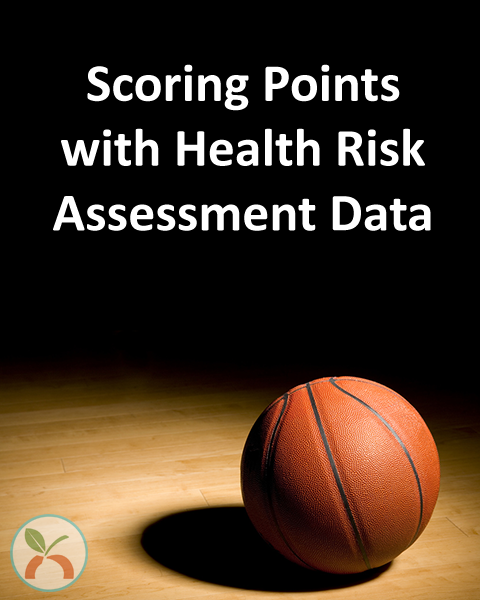 Health risk assessment data to help your team