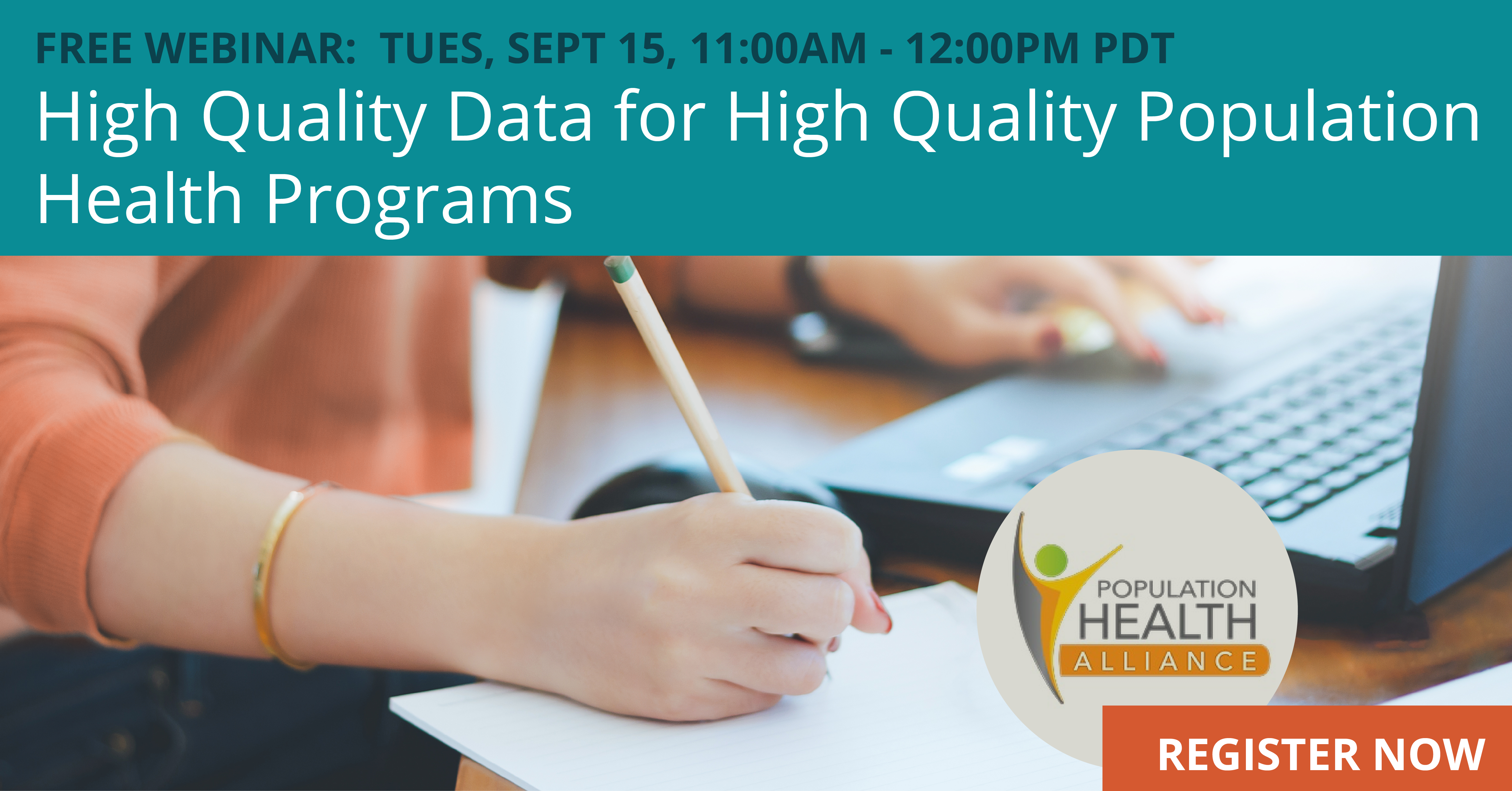 Upcoming Webinar: High Quality Population Health Programs Require High Quality HRA Data