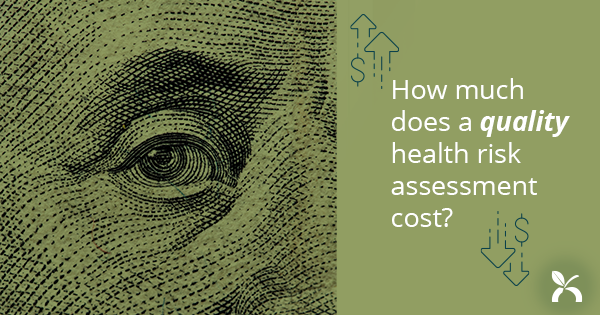 How Much Does a Health Risk Assessment Cost?