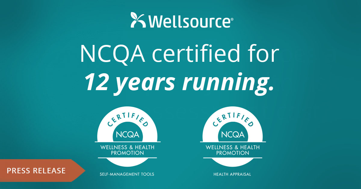 NCQA Certification for Health Appraisal and Self-Management Tools