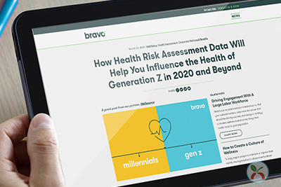Generation Z: How HRA Data will Help You Influence Health Outcomes in 2020 and Beyond (Part 1)
